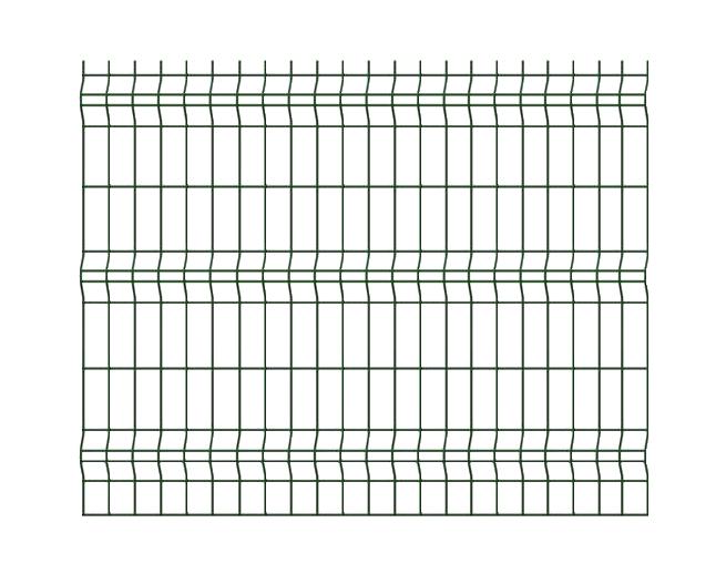 panneau pour cl ture rigide vert h m sural france. Black Bedroom Furniture Sets. Home Design Ideas